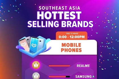 Realme Outsold Every Smartphone Construct Final 11.11 Inwards Southeast Asia