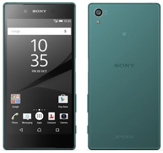 Download Firmware Sony Xperia Z5 E6653 - Nougat - 7.1.1