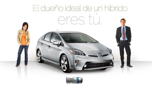Precio de un Toyota híbrido