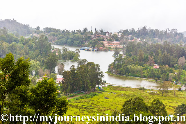 Upper Lake View Kodaikanal