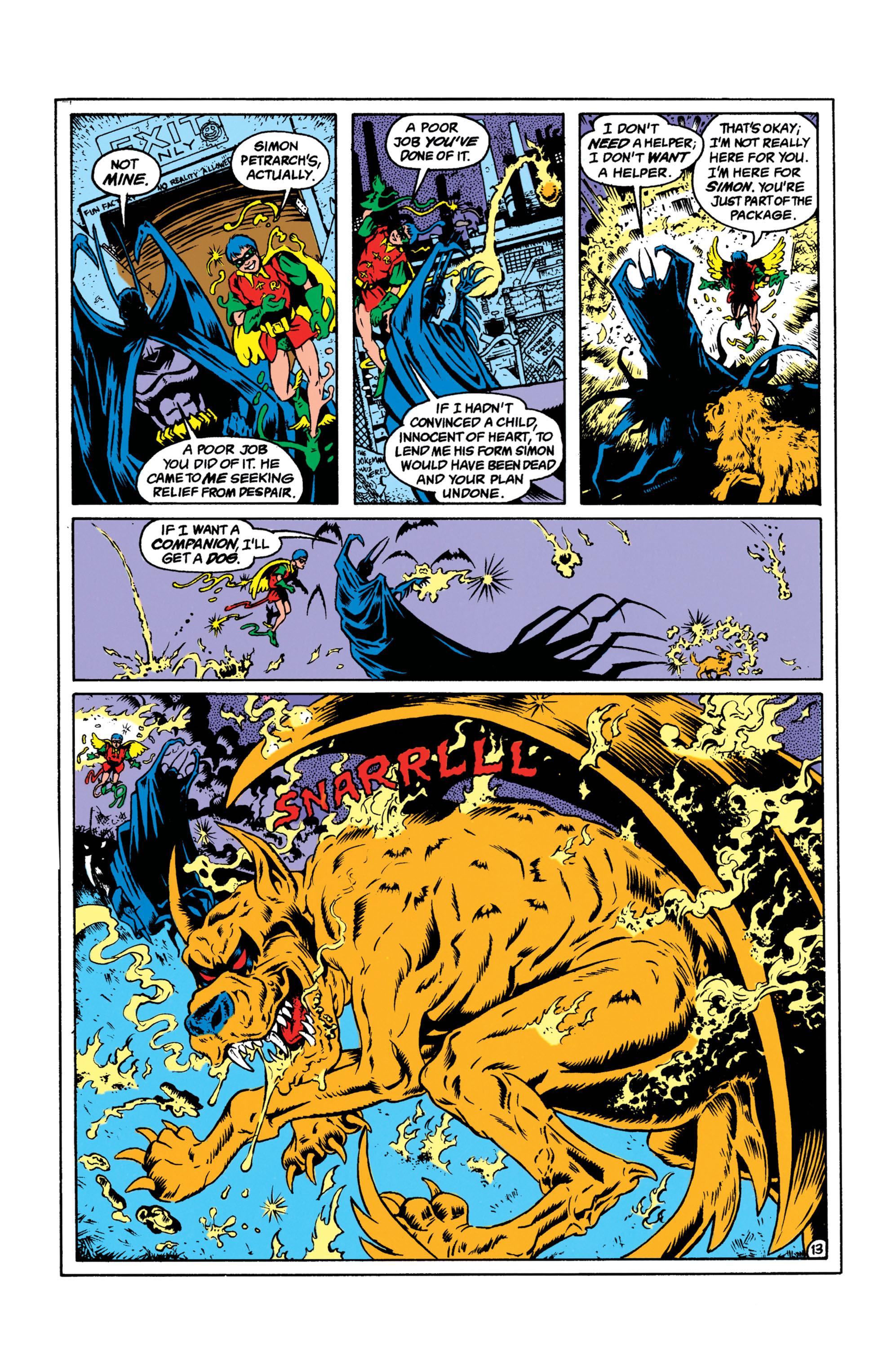 Detective Comics (1937) 623 Page 13