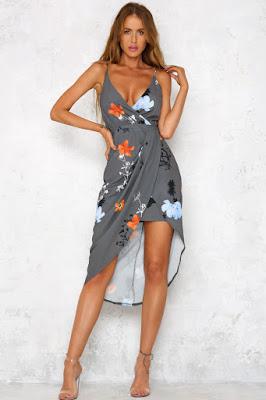 vestidos estampados primavera
