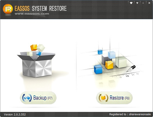 Eassos System Restore 2018 Free Download