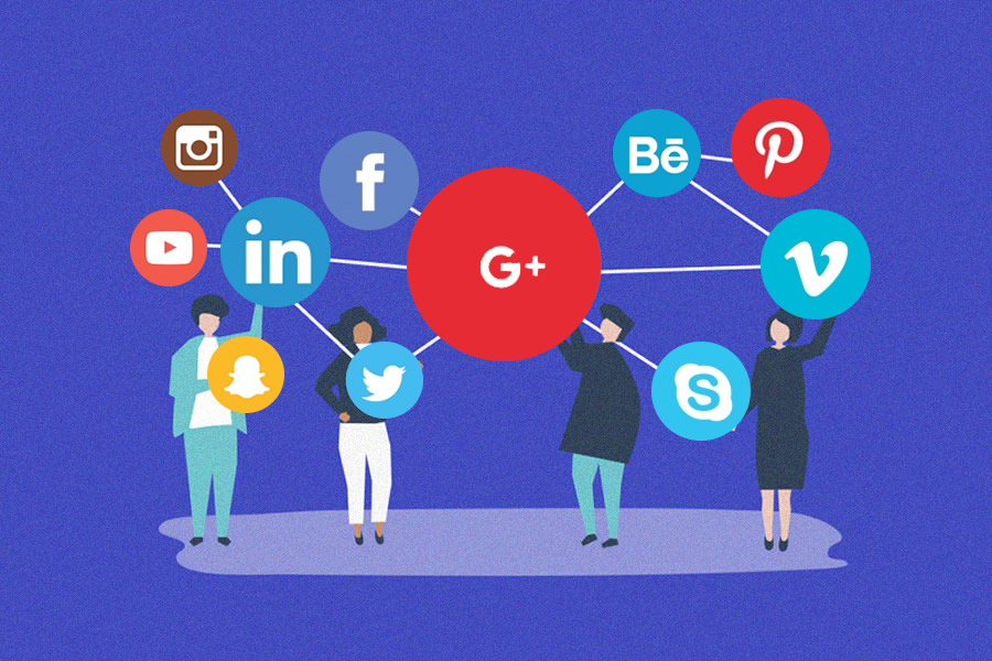 make your company stand out on social media