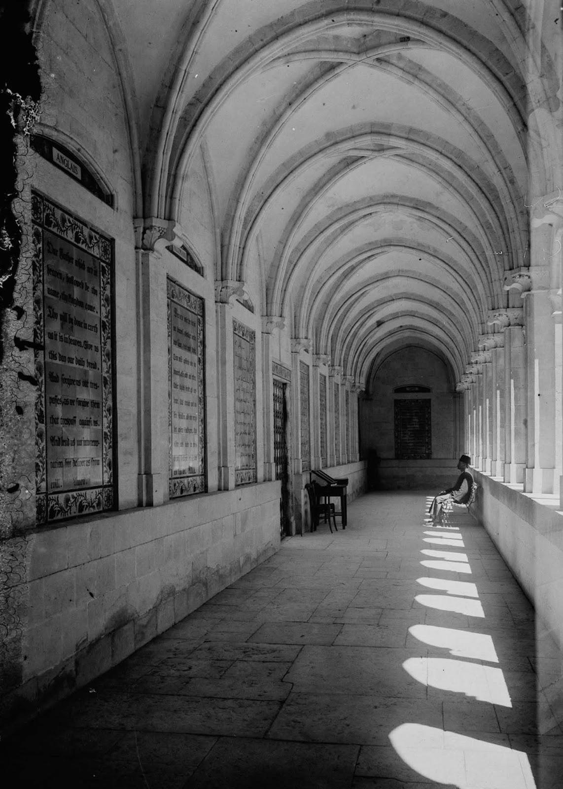 Jerusalem, c. 1900.