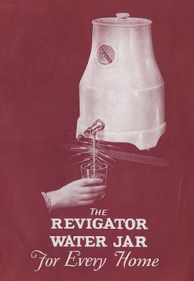 El irradiador de agua potable «Revigator»