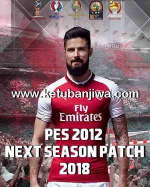 PES 2012 Next Season Patch 2018 - PESGaming Forums