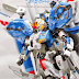 Custom Build: MG 1/100 Ex-S Gundam + Refitting Suit