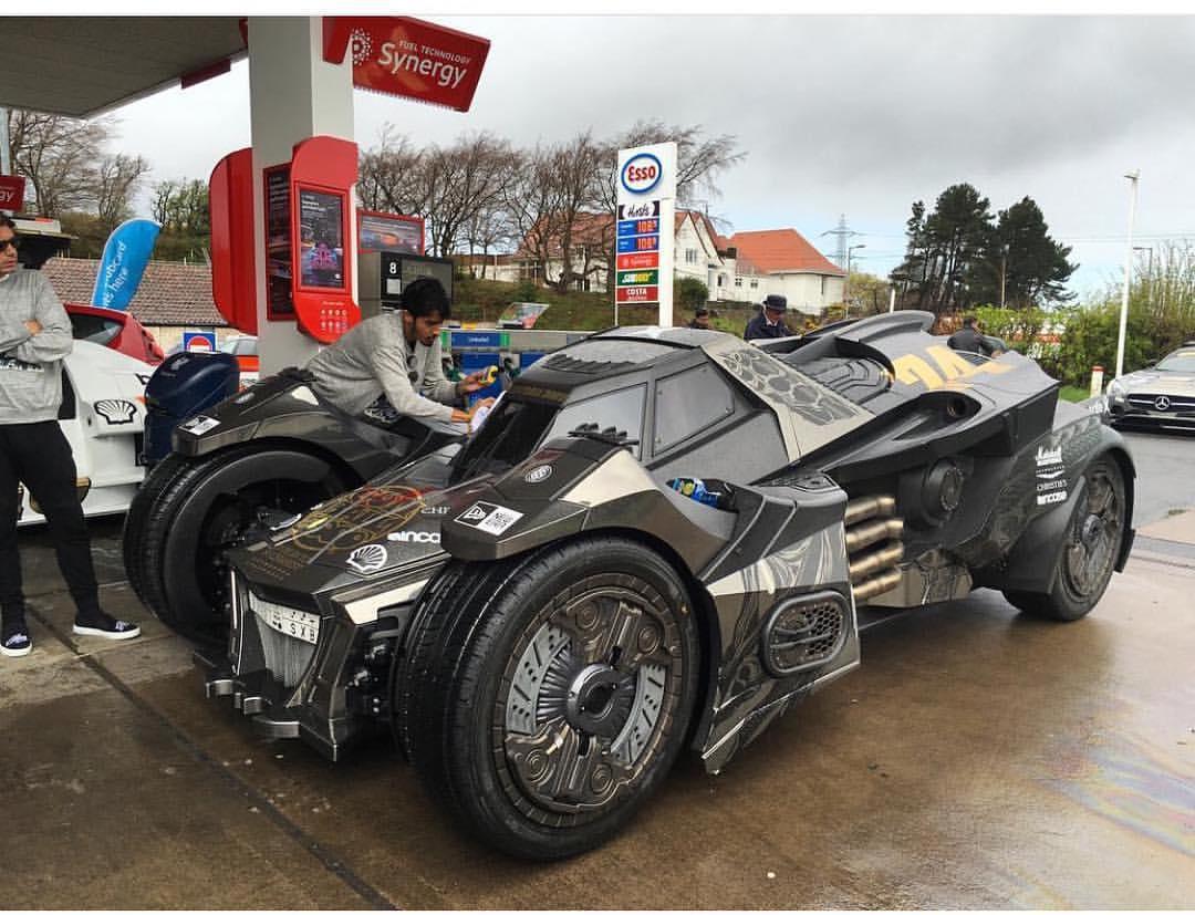 Bat Rally Car For Sale