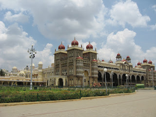 Mysore Wadiyar Palace