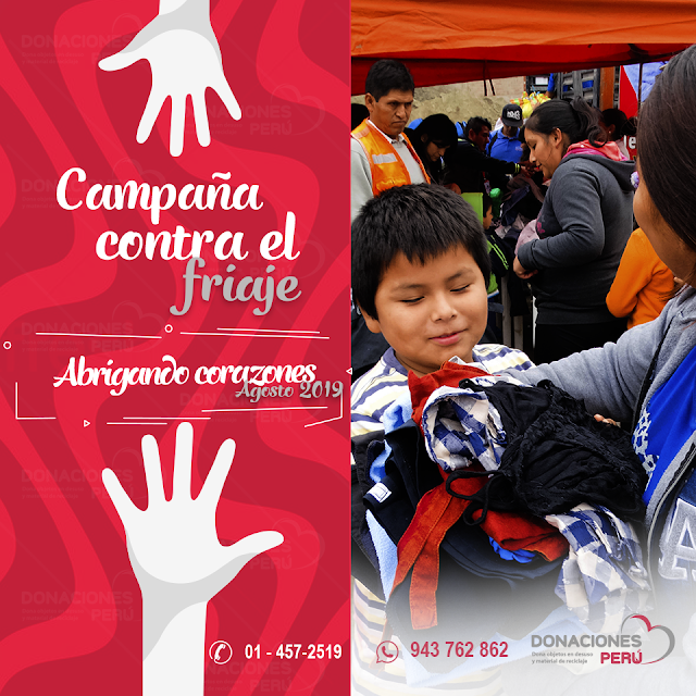 Abrigando_Corazones_campaña_contra_friaje
