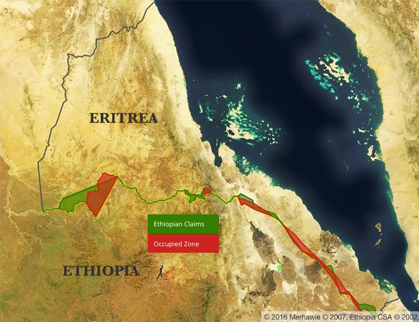 <The sincerity of Ethiopia&rsquo;s acceptance of the boundary ruling