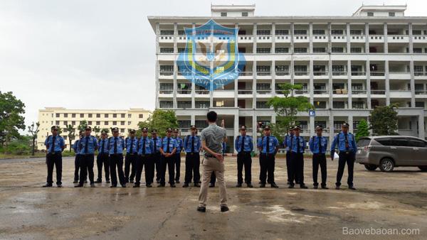 Công ty bảo vệ tại Phú Thọ