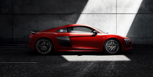 Exterior Audi R8