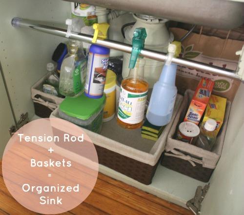 Kitchen Organization Where To Put Everything