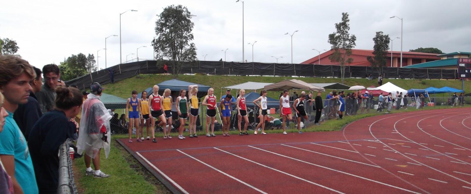 ernie sims track meet 2012
