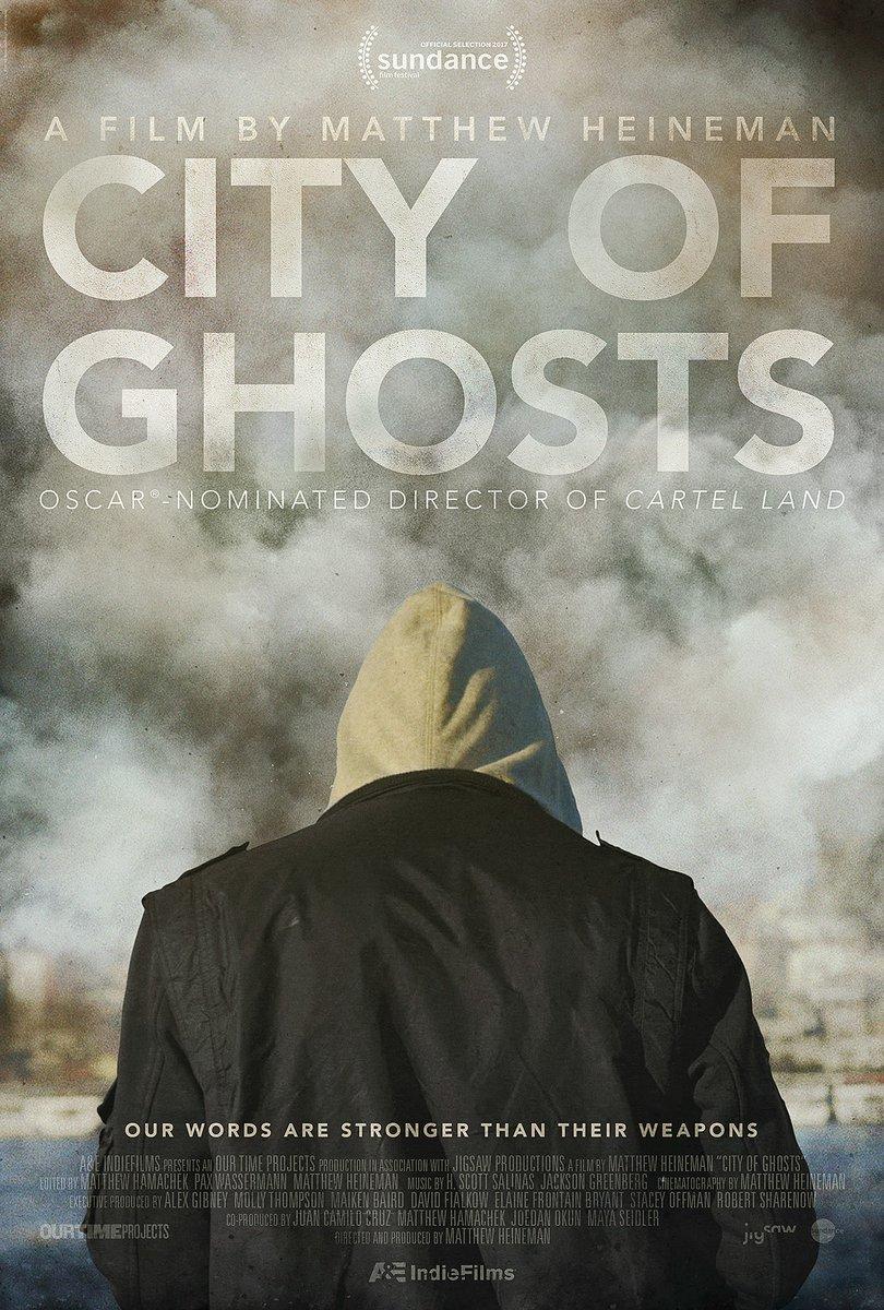 Cidade de Fantasmas 2017 Legendado