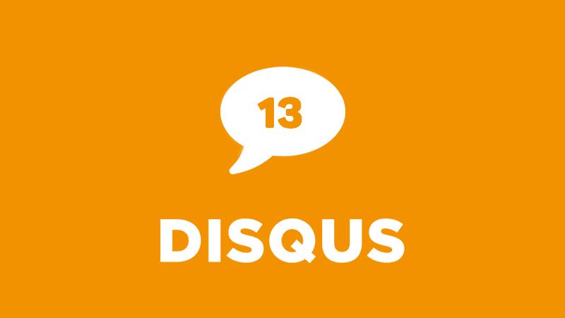 Blog veya web sitesine Disqus yorum sayısı bağlantısı ekleme