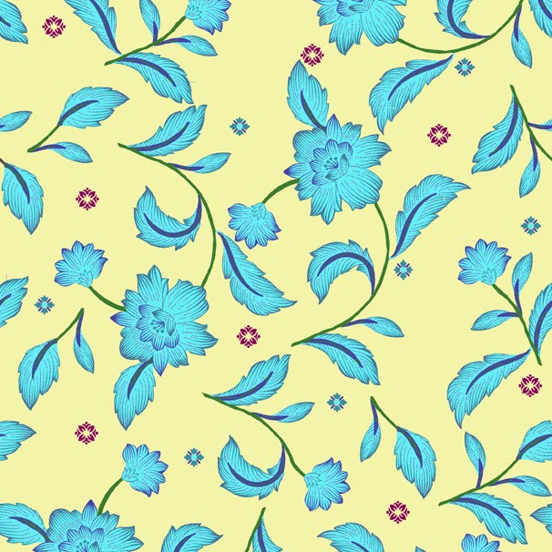 Free Fabric Patterns Textile Design Incredible And