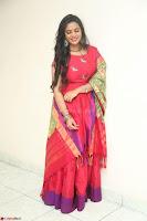 Manasa in Pink Salwar At Fashion Designer Son of Ladies Tailor Press Meet Pics ~  Exclusive 85.JPG