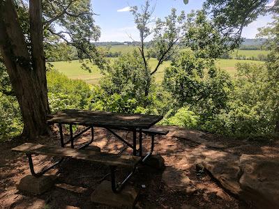 Photo of Jackson Falls picnic area
