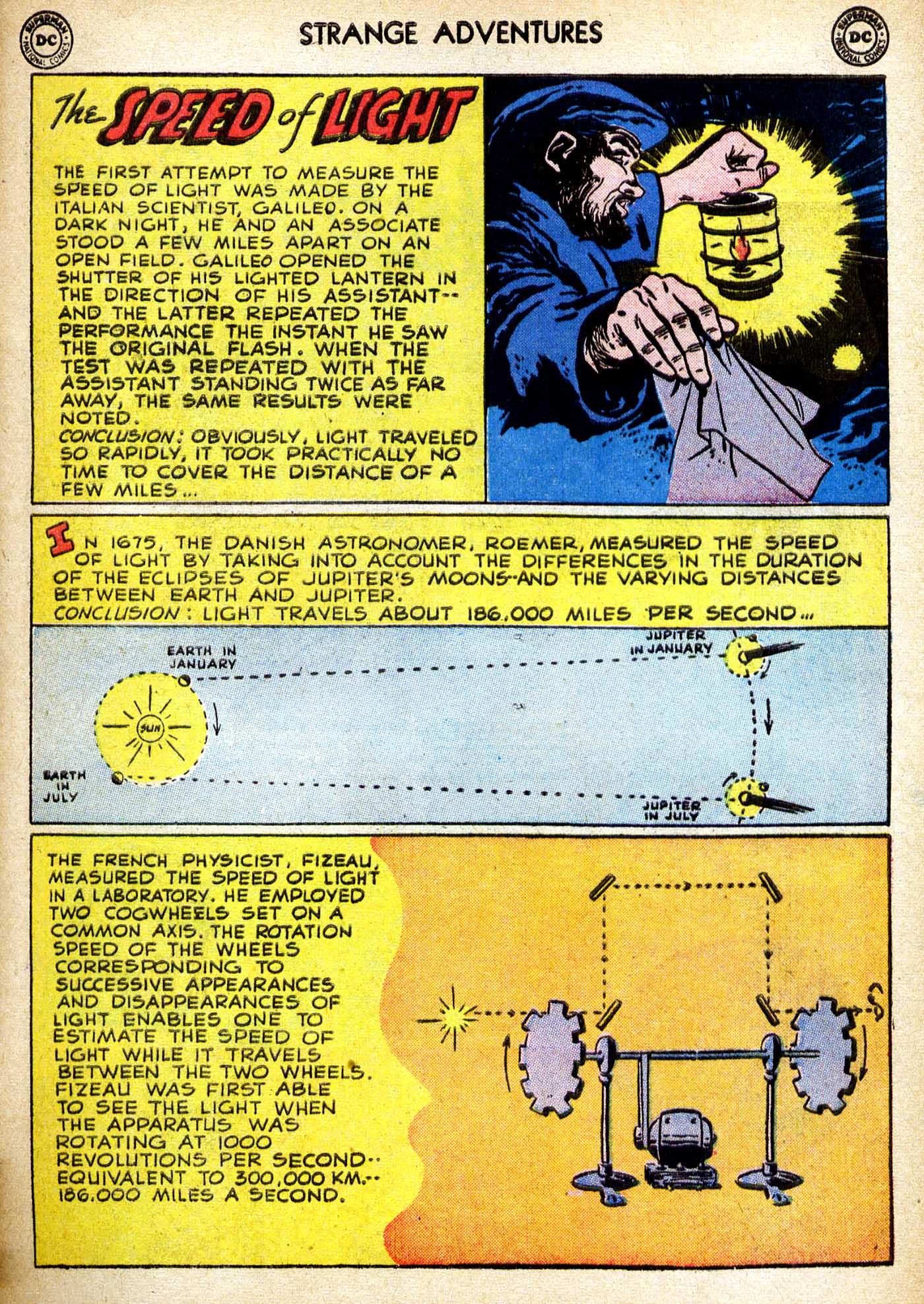 Strange Adventures (1950) issue 82 - Page 31