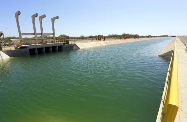 Congresso libera construção do Trecho 5 do Canal do Sertão