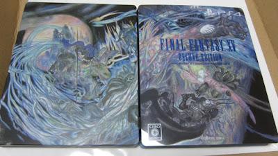 FF15 DELUXE EDITION Box Art