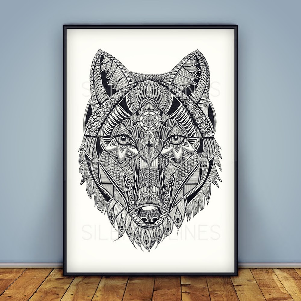 15-Celine-Silence-Lines-Art-Mandalas-Zentangles-and-Stippling-Drawings-www-designstack-co