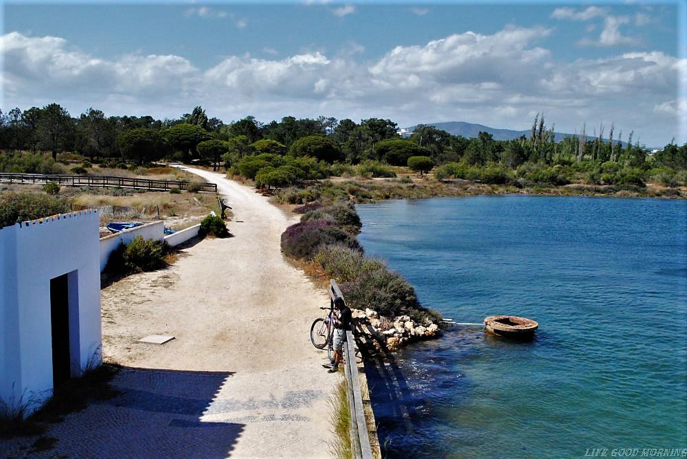 Olhao i bajkowy rezerwat Parque Natural da Ria Formos, czyli kolejne atrakcje Algarve.