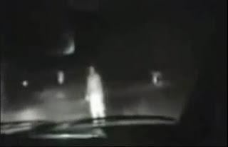 leyenda fantasma en carreteras