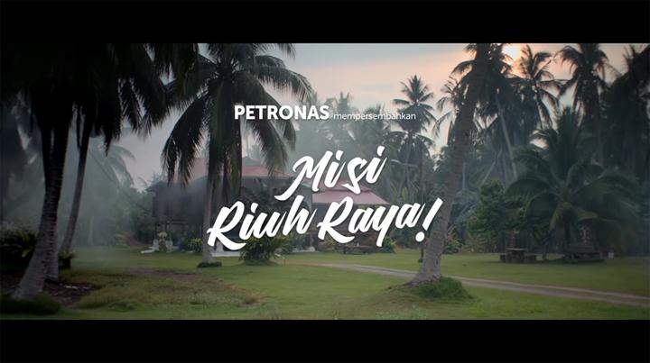 'Misi Riuh Raya' - Filem Web Raya 2018 Petronas