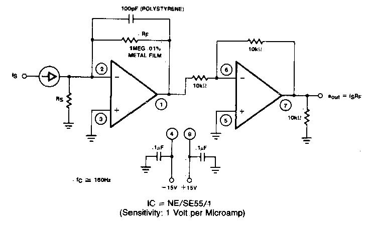 4 20ma converter circuit diagram