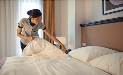 AB Hotels London Urgently Needs Room Attendant