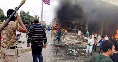 حقيقة مقتل موسى أبو داود اليوم  أثناء غارات على ليبيا
