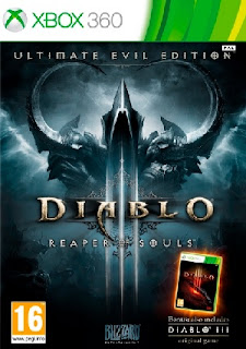Diablo III Reaper of Souls Ultimate Evil Edition (XBOX360)