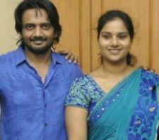 Sairam Shankar Family Wife Parents children's Marriage Photos
