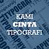 8 Tips apa saja yang harus diperhatikan dalam Tipografi