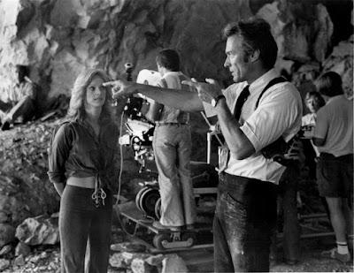 Clint Eastwood detrás de las cámaras