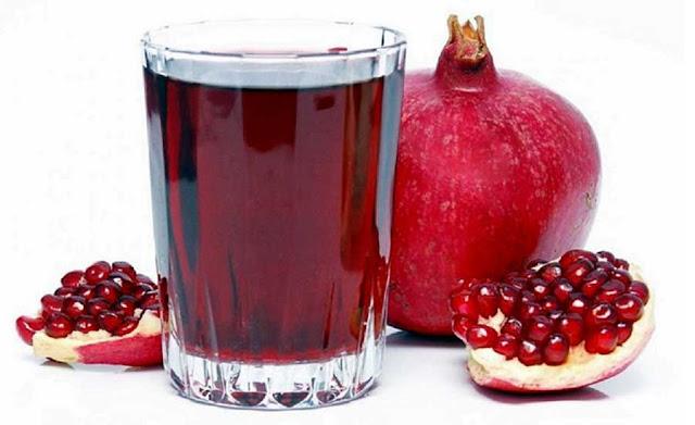 Manfaat Jus Delima Merah Bagi Kesehatan