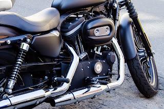 El uso de la moto en invierno - Fénix Directo