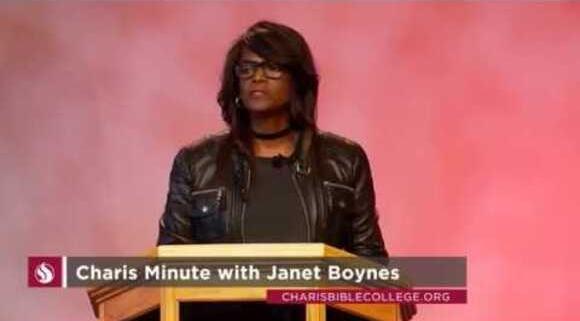 Janet Boynes
