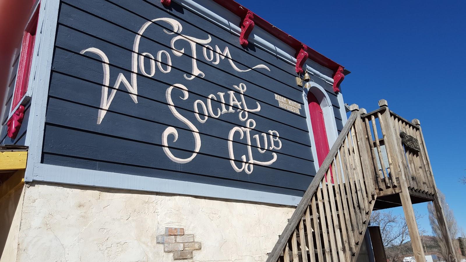 Woo Tom Social Club Williams, AZ