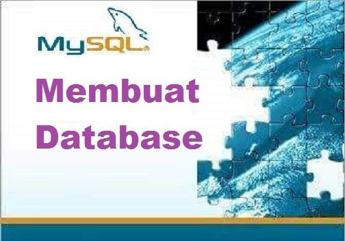 MySQL Series : Membuat Database di MySQL