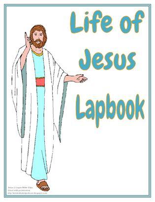 http://kidsbibledebjackson.blogspot.com/2012/11/life-of-jesus-lapbook.html