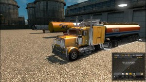 International 9300 Eagle truck 1.26
