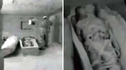 Image result for Όταν η KGB ανακάλυψε στην Αίγυπτο το μουμιοποιημένο σώμα ενός εξωγήινου. video