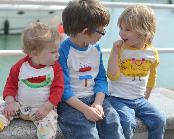 Tootsa Macginty, unisex childrenswear, unisex kids clothing