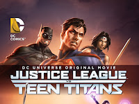 Justice League Vs Teen Titans (2016) Bluray 720p Sub Indo