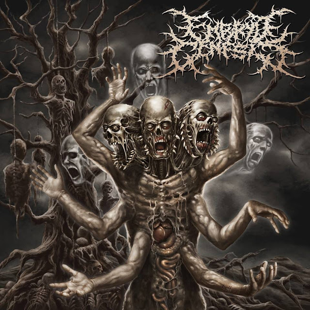 Best Death Metal Cover in August 2016